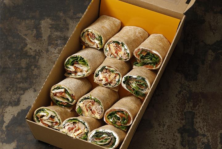 Wrap box