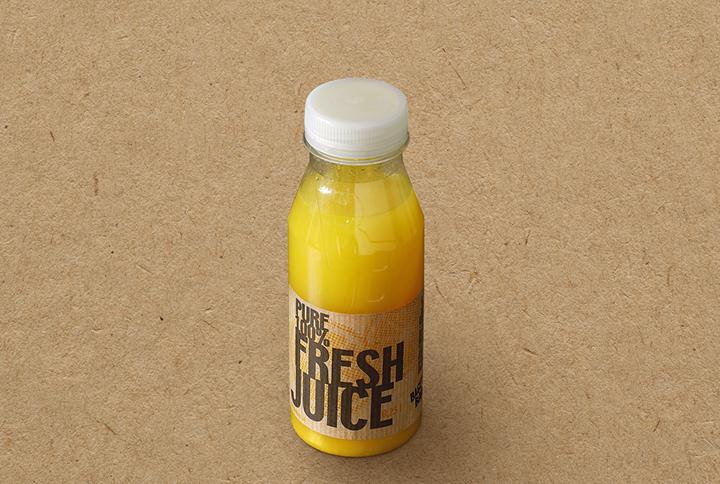Fresh juice 0,25l